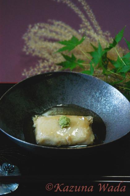 揚げ出しごま豆腐 レシピ