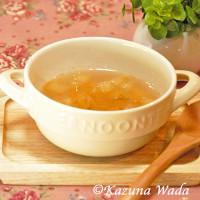 しょうがとりんごのスープ レシピ