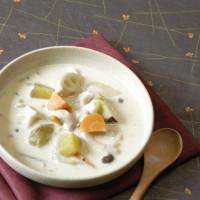 根菜の和風クリームシチュー レシピ